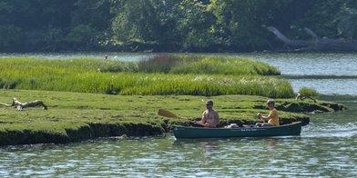 Canoeing, Totnes