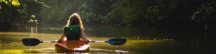 Canoeing the Dart