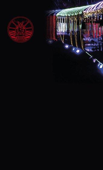 Christmas Train of Lights